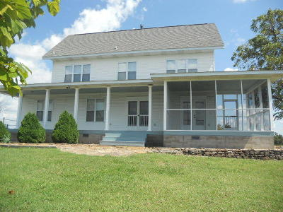 Jasper Single Family Home For Sale: Hc 31 Box 105 Hwy 7 South