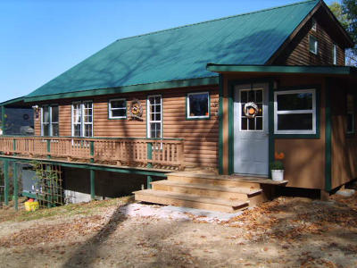Newton County Single Family Home For Sale: Hc62 Bx264 County 7529 Road