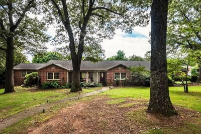 Harrison Single Family Home For Sale: 1106 W Central