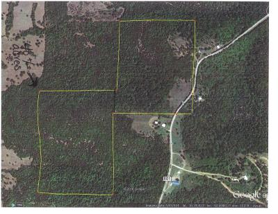 Yellville Residential Lots & Land For Sale: 40 Acres Mc 8001