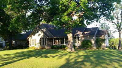 Yellville Single Family Home For Sale: 1291 Mc 5036