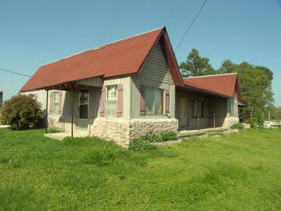 Searcy County Single Family Home For Sale: 18543 N Highway 65