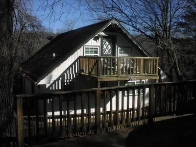 Newton County Single Family Home For Sale: Sno-Ski Loop #2