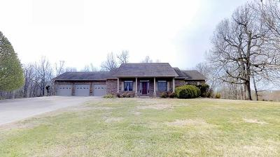 Boone County Single Family Home For Sale: 1725 Oakridge Drive