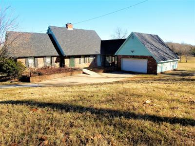 Harrison Single Family Home For Sale: 1511 Bunker Road