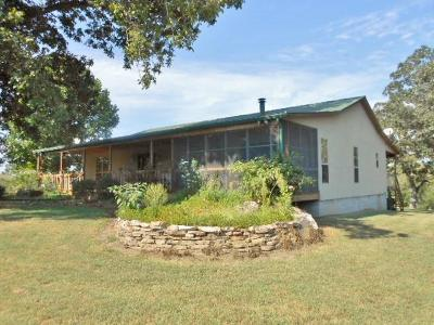 Lead Hill, Diamond City Single Family Home For Sale: 5469 E Hwy 14