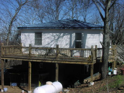 Newton County Single Family Home For Sale: Hc31 Bx61 Highway 7