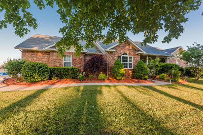 Harrison Single Family Home For Sale: 1803 Cottonwood Road