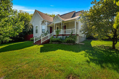 Harrison Single Family Home For Sale: 214 N Hickory