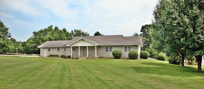 Boone County Single Family Home For Sale: 9419 E 14 Highway