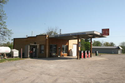 Harrison Commercial For Sale: 12181 E 62 Highway