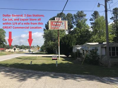 Boone County Commercial For Sale: 8787 & 8835 Hwy 7 South