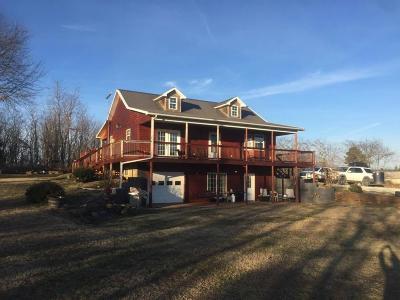 Jasper Single Family Home For Sale: Hc 31 Box 31a
