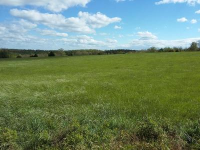 Newton County Single Family Home For Sale: Box 110 Hc33