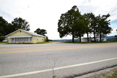 Newton County Single Family Home For Sale: Rt 1 Box 540