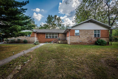 Boone County Single Family Home For Sale: 722 E South