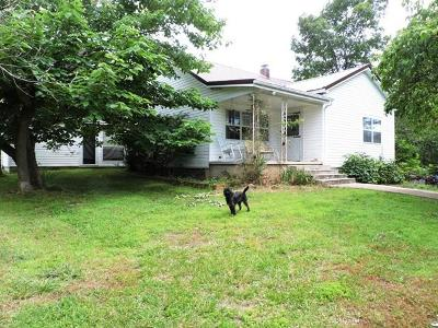 Newton County Single Family Home For Sale: Hc32 Box17 Hwy 123