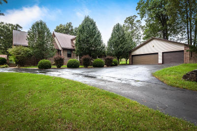 Boone County Single Family Home For Sale: 3802 Valley Road