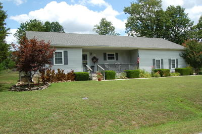 Lead Hill, Diamond City Single Family Home For Sale: 107 Crown Road