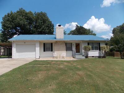 Lead Hill, Diamond City Single Family Home For Sale: 803 Tealbrook