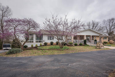 Boone County Single Family Home For Sale: 834 N Hathcoat