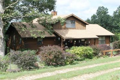 Newton County Single Family Home For Sale: Hc 33 Box 57-B