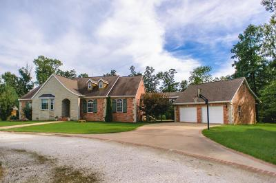 Boone County Single Family Home For Sale: 7485 Newton Line Road