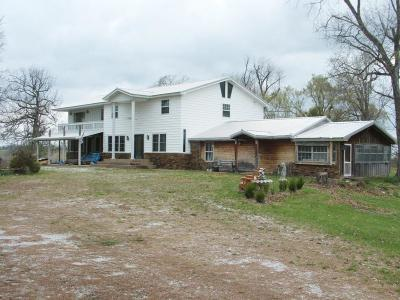 Searcy County Single Family Home For Sale: 24095 Us-65