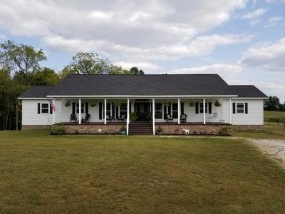 Carroll County Single Family Home For Sale: 19555 Us-412