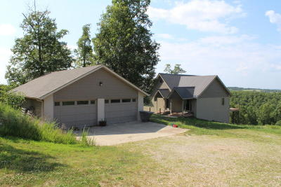 Yellville Single Family Home For Sale: 140 Glory
