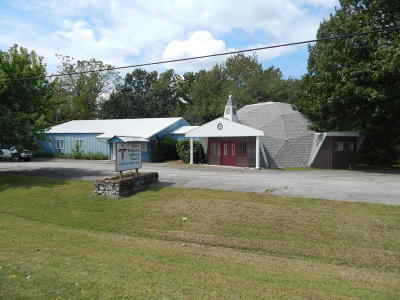 Berryville Commercial For Sale: Hwy 221 North
