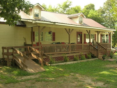Newton County Single Family Home For Sale: 2454 Nc 6370