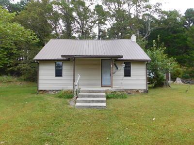 Newton County Single Family Home For Sale: Hc 31 Box 434