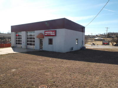 Commercial For Sale: 502 S Main Street