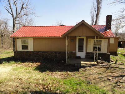 Searcy County Single Family Home For Sale: 1268 South Mtn. Road