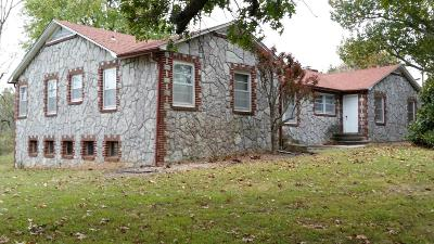 Boone County Single Family Home For Sale: 3019 Herb Terry Road