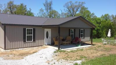Newton County Single Family Home For Sale: 7 Nc 1502