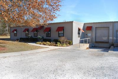 Lead Hill, Diamond City Commercial For Sale: 14966 Industrial Park Drive