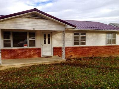 Boone County Single Family Home For Sale: 203 & 701 Hill Street