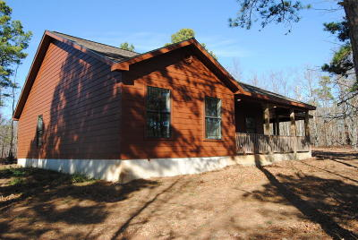 Searcy County Single Family Home For Sale: 329 Bradley Ridge Rd.