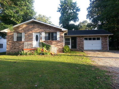 Single Family Home For Sale: 408 W Hazelwood Drive