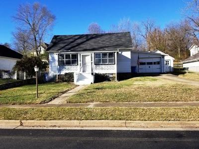 Single Family Home For Sale: 520 S Maple Street