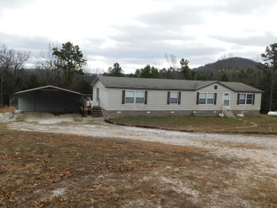 Single Family Home For Sale: 1197 County Road 920