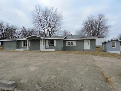 Lead Hill, Diamond City Single Family Home For Sale: 103 Mimosa