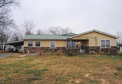 Newton County Single Family Home For Sale: Hc 31 Box 55