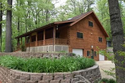 Jasper Single Family Home For Sale: Hc73, Box 23cc