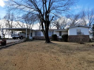Boone County Single Family Home For Sale: 3191 N Harmon Road