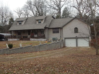 Berryville Single Family Home For Sale: 405 Co Rd 403