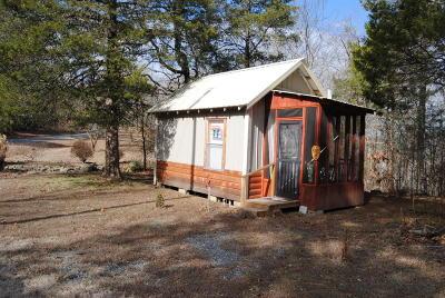 Single Family Home For Sale: 341 341wright Ln. Clinton Ar 72031 Lane