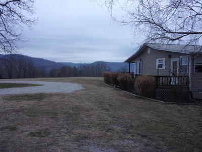 Newton County Single Family Home For Sale: County Rd. 8610